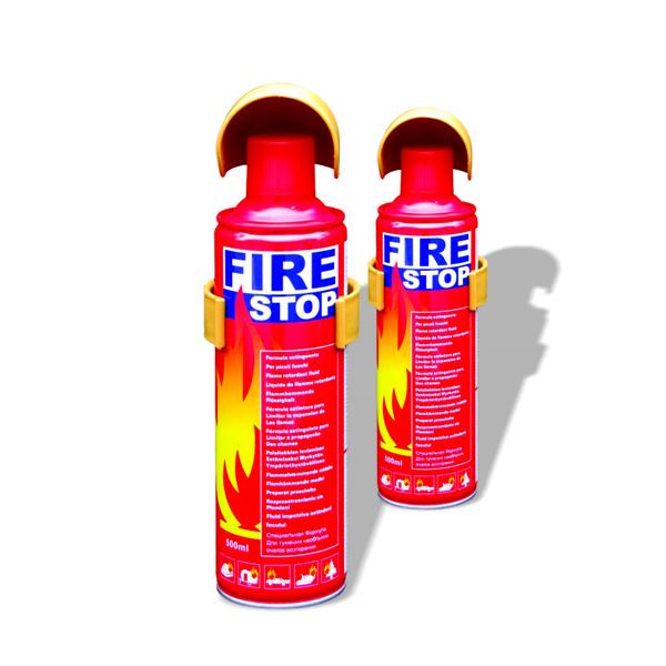 Bình chữa cháy khí CO2 mini Fire Stop post image