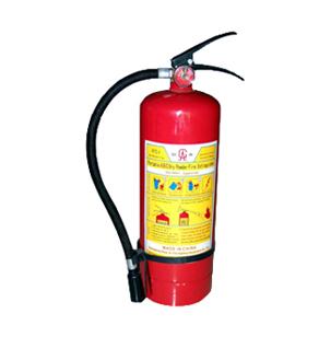 Bình chữa cháy bột BC xách tay MFZ4 loại 4kg post image
