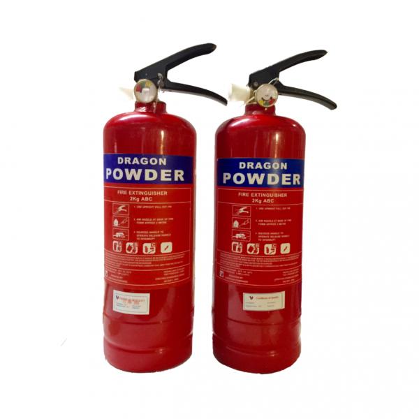 Bình chữa cháy Dragon Power ABC 2kg post image