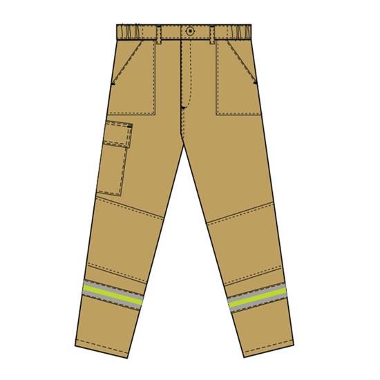 Quần bảo hộ chữa cháy theo TT 48/2015-BCA post image