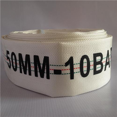 Vòi chữa cháy TQ PVC D50-10Bar-30M thumbnail