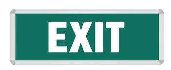 Đèn exit 1 mặt EXE2001 Roman post image