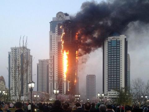 Tư vấn thiết kế phòng cháy cho nhà cao tầng thumbnail