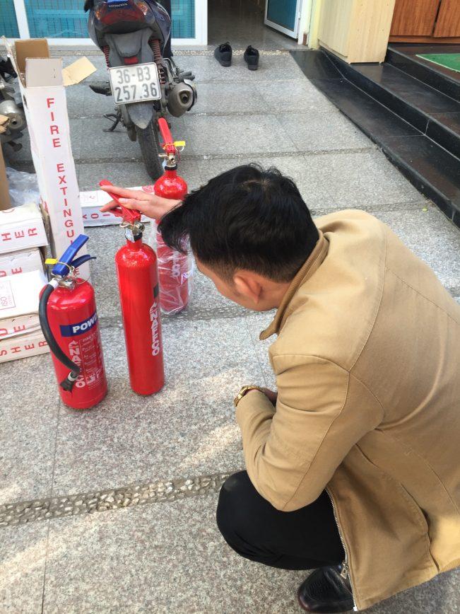 Cung cấp bình chữa cháy NAFFCO trên toàn quốc thumbnail