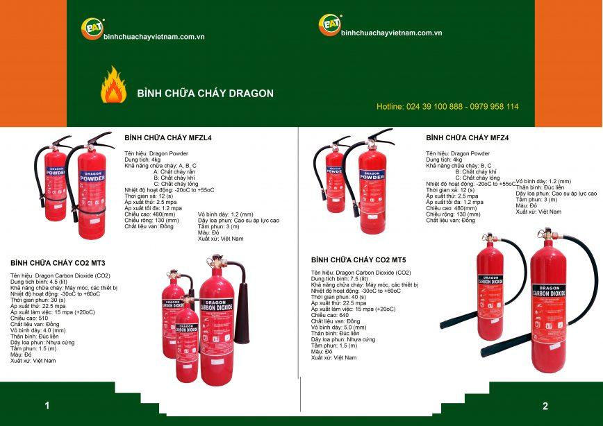 Sắm bình chữa cháy cho mùa khô hanh thumbnail