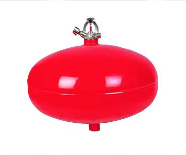 Bình cầu chữa cháy bột BC tự động XZFTB6 loại 6kg
