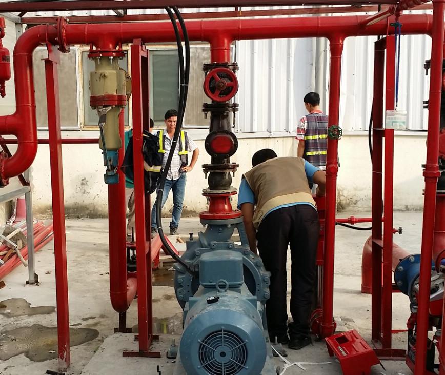 Khuyến mãi bảo trì hệ thống cứu hỏa khu vực phía bắc