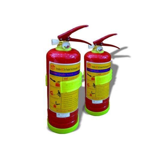 Bình chữa cháy bột BC, ABC - MFZ1, MFZL1
