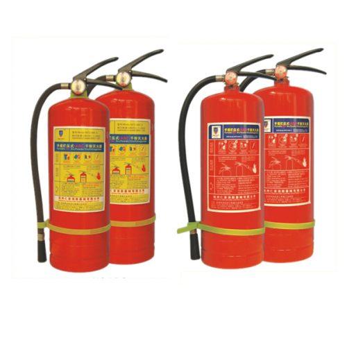 Bình chữa cháy bột MFZ(L)5 xách tay