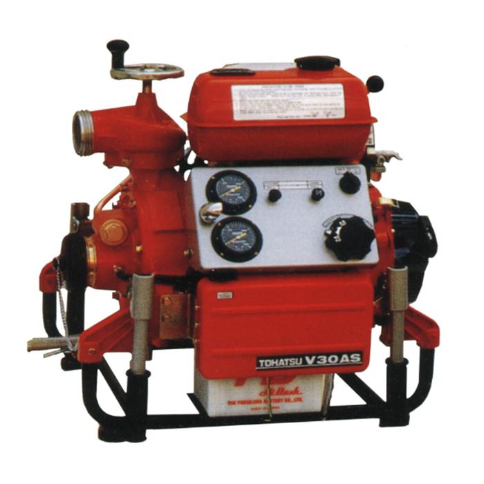 Máy bơm nước cứu hỏa Tohatsu V30AS