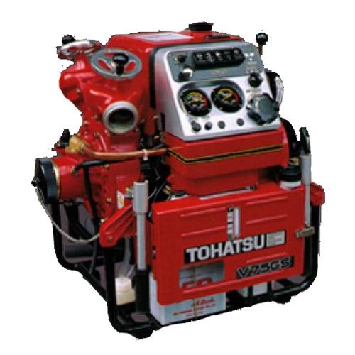 Máy bơm nước cứu hỏa Tohatsu V75GS
