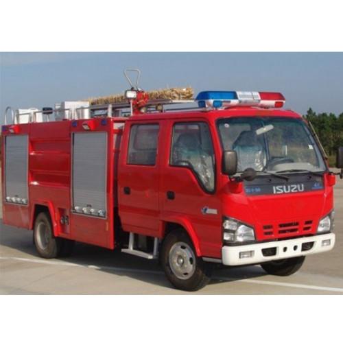 xe cuu hoa Isuzu Daiwoo