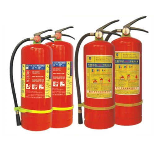 Bình chữa cháy MFZ(L)6 nhập khẩu chính hãng cao cấp
