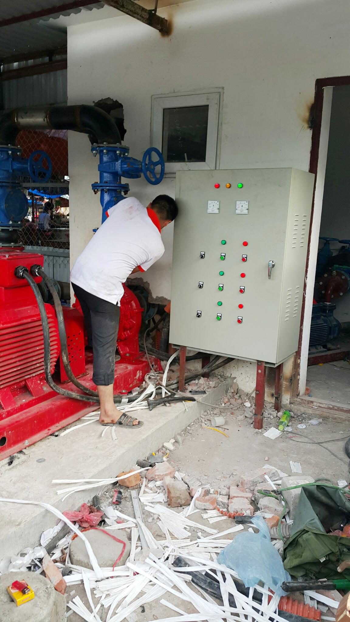 Hệ thống phòng cháy chữa cháy cho nhà máy đảm bảo an toàn và chất lượng tối ưu nhất