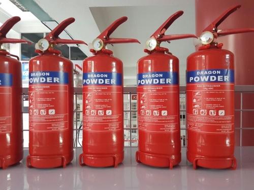 Bình bột chữa cháy ABC 1 kg (Việt Nam)