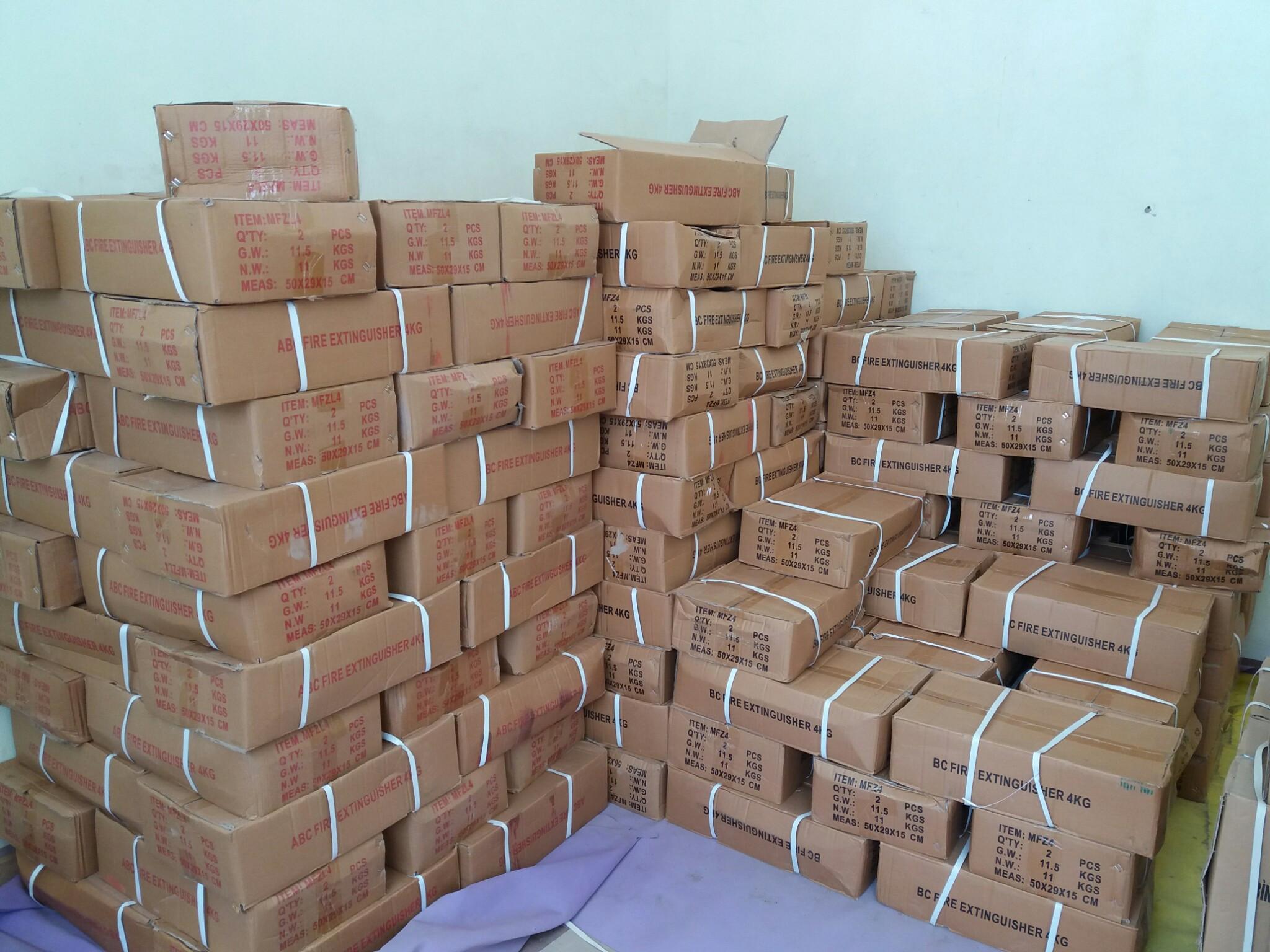 Nhà phân phối bình chữa cháy Việt Nam (Dragon Power)