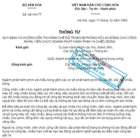 Thong-tu-48-VH-TT-Trang-bi-phong-ho-lao-dong