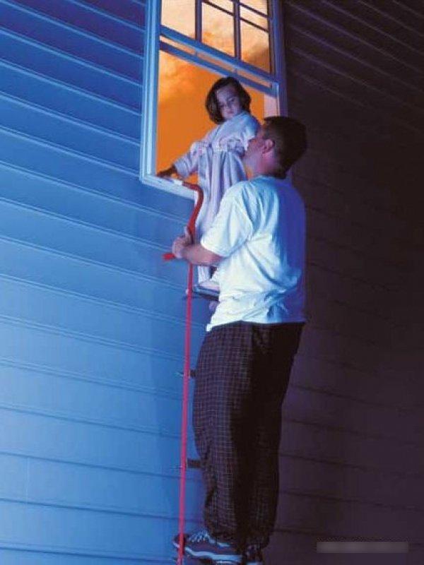 Hướng dẫn sử dụng thang dây cứu hỏa inox