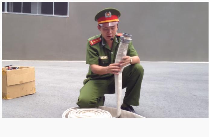 Hướng dẫn sử dụng vòi chữa cháy hiệu quả thumbnail