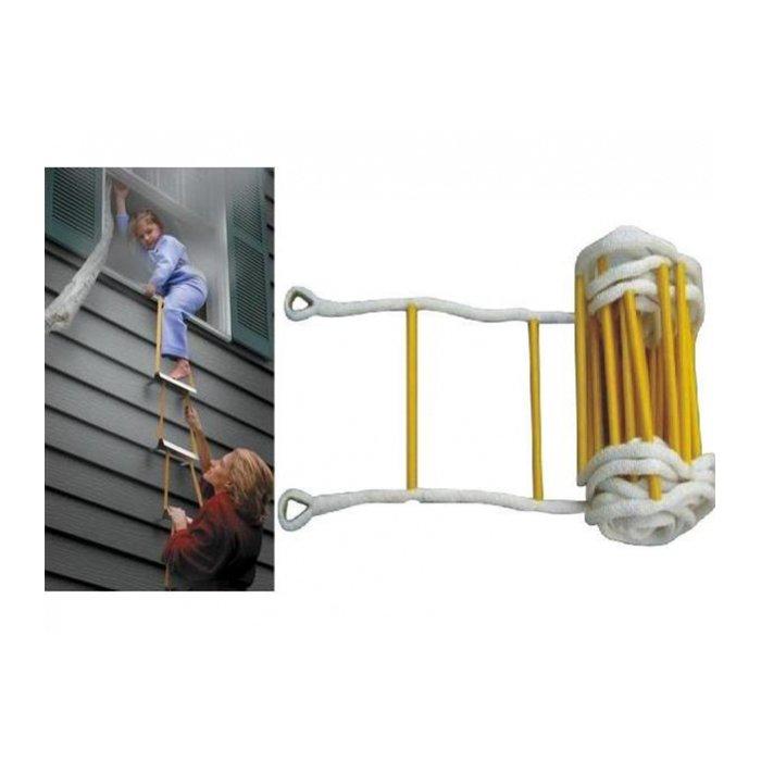 Những lưu ý quan trọng khi sử dụng thang dây cứu hỏa