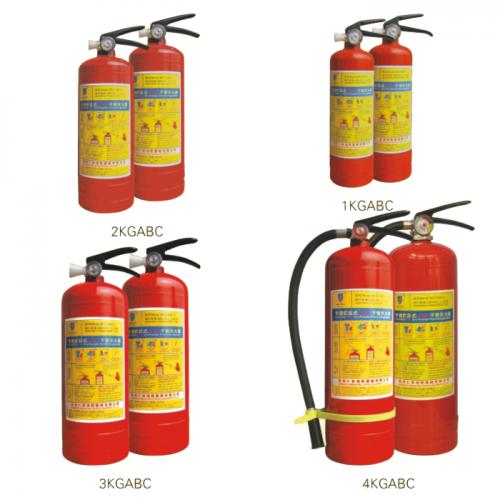 Cấu tạo của bình chữa cháy