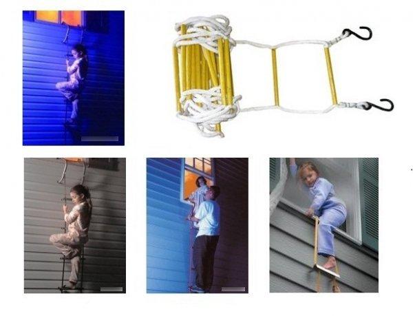 Ưu điểm nổi bật của thang dây inox cứu hỏa chống cháy TDCH06