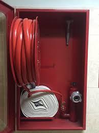 Cách bảo quản vòi chữa cháy