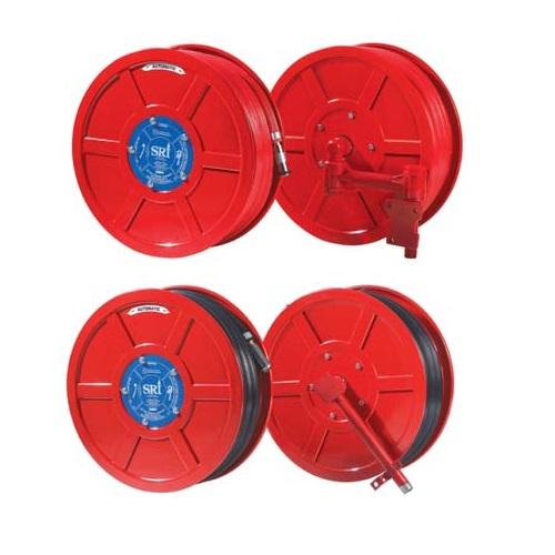 Cuộn vòi chữa cháy Malaysia Rulo SRI HRS033-SS-022-RD