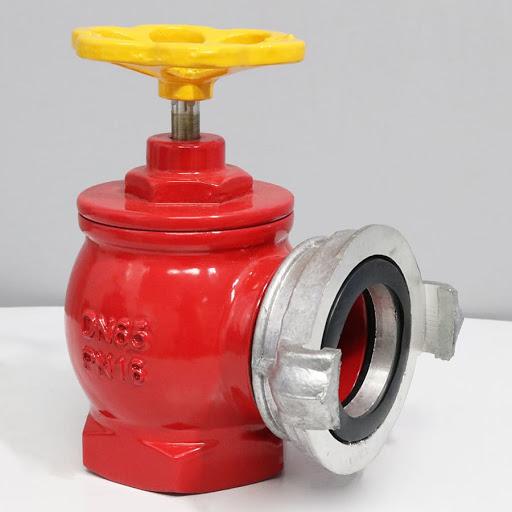 Nguyên lý hoạt động của van góc chữa cháy