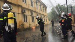 Hướng dẫn sử dụng đúng cách vòi chữa cháy