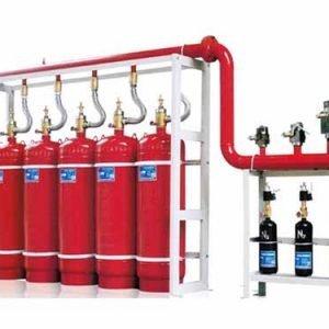 Hệ thống chữa cháy khí FM-200