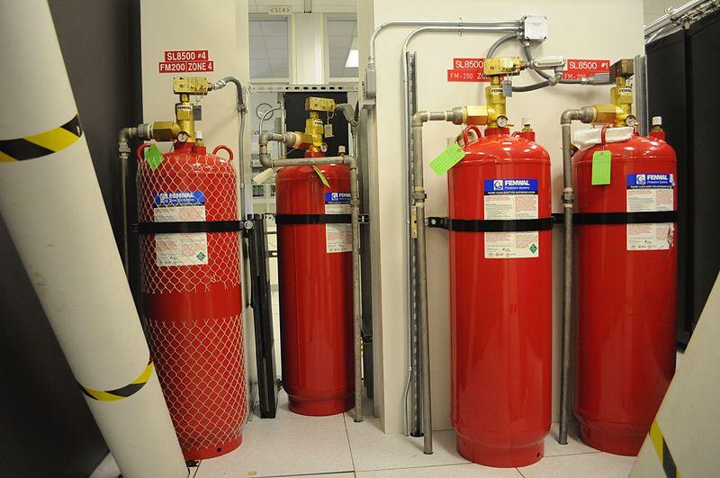 hệ thống chữa cháy tự động F200