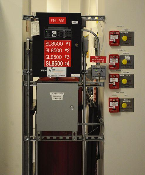 tủ trung tâm điều khiển hệ thống chữa cháy F200