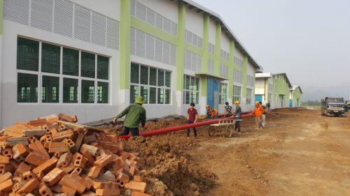 Thi công hệ thống phòng cháy chữa cháy tại Hà Giang thumbnail