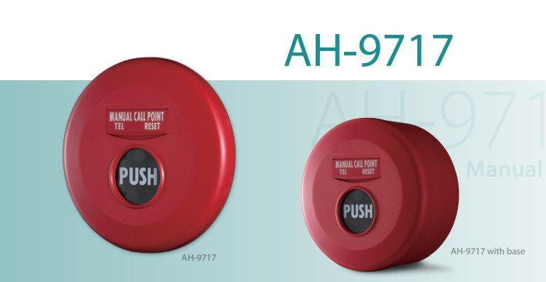 Nút Nhấn Khẩn Horing AH-9717