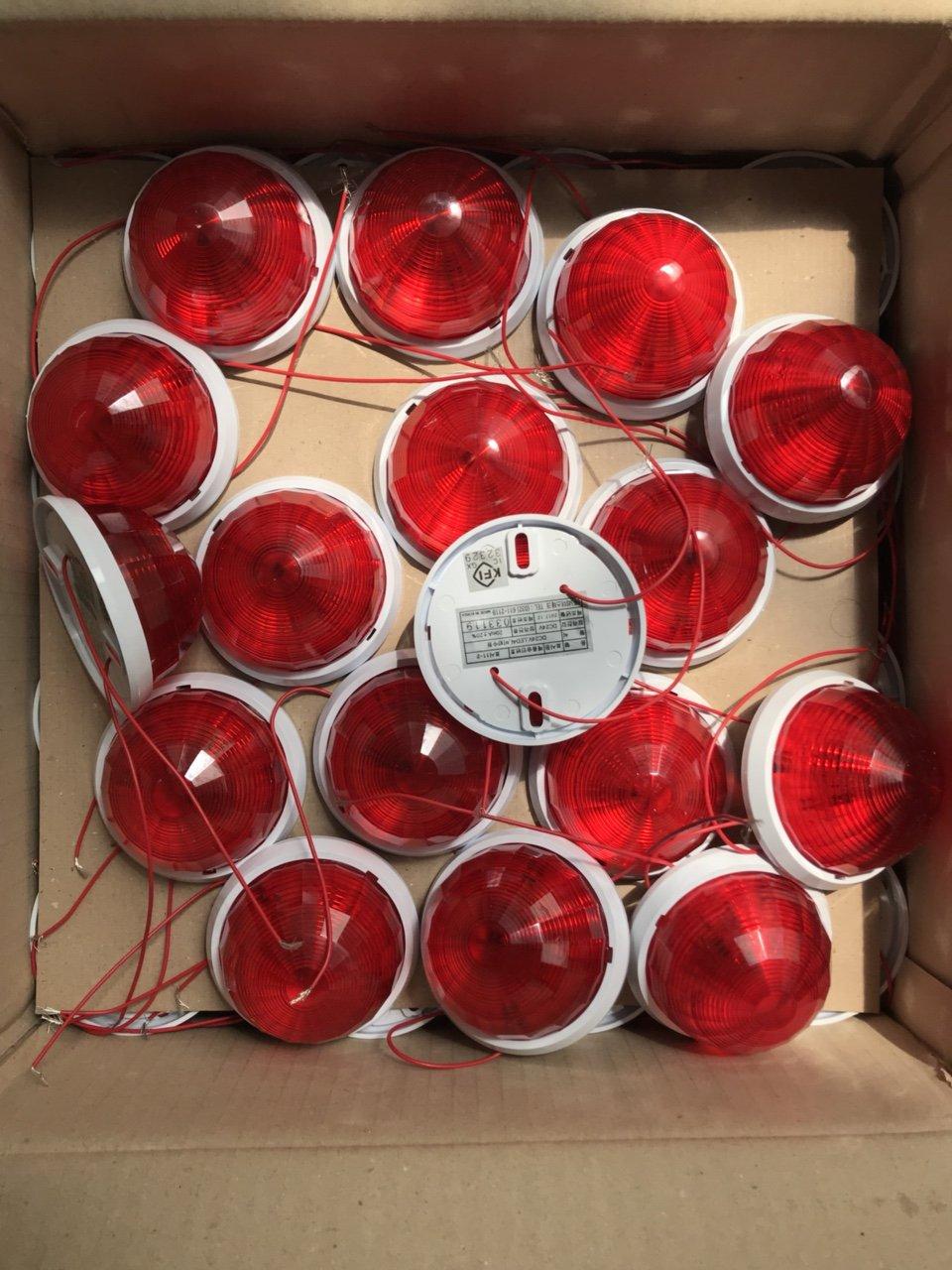 BAT Group cung cấp đèn báo cháy Hà Quốc chính hãng, giá rẻ
