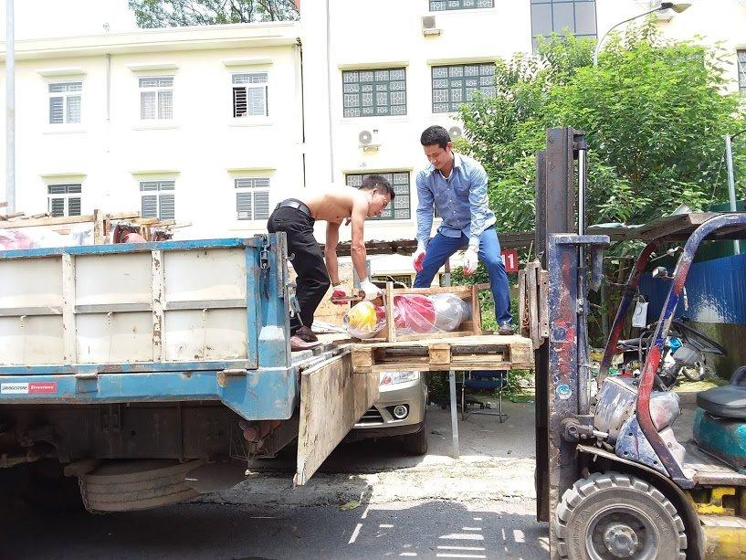 Trụ chữa cháy đã về kho hàng tại Hà Nội thumbnail