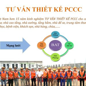 Tư vấn thiết kế PCCC