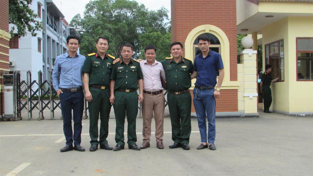 Đối tác của công ty BAT Việt Nam
