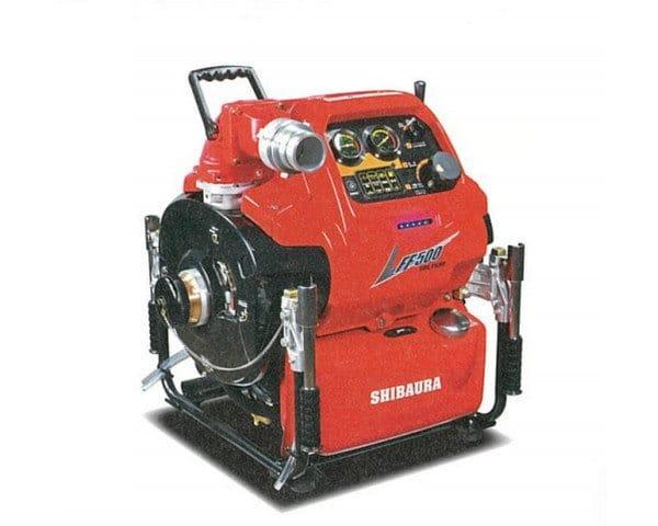 Máy bơm chữa cháy Shibaura FF500-A