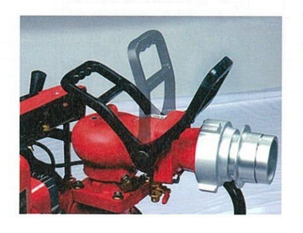Những lưu ý khi sử dụng máy bơm chữa cháy