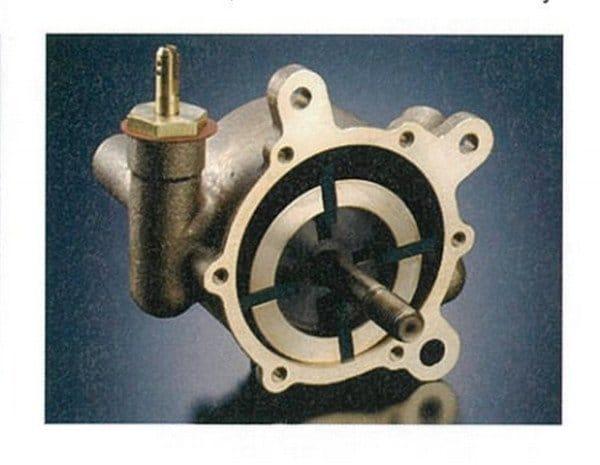 Phần trục bơm được cải tiến hiện đại để vận hành ưu việt