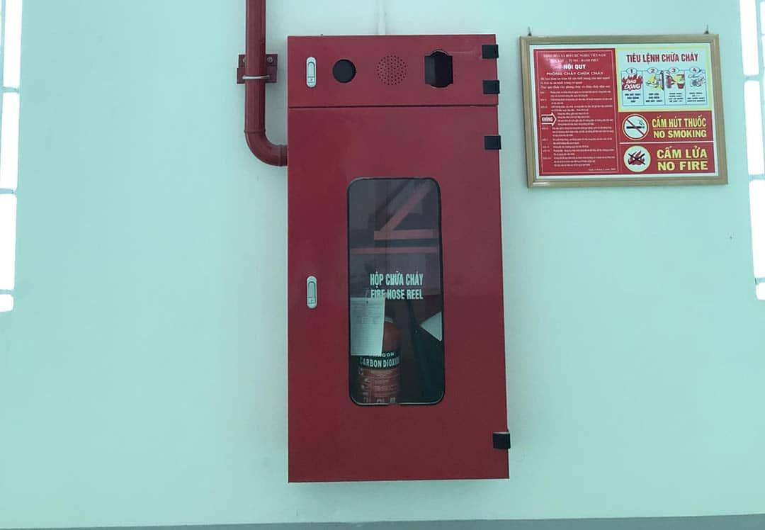 dụng cụ thiết bị phòng cháy chữa cháy BAT Việt Nam cung cấp