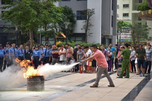 Bình chữa cháy là gì?