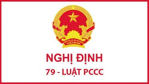 Nghi Dinh 79 Luat Pccc