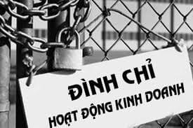 Dinh Chi Hoat Dong Kinh Doanh