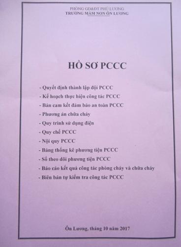 Ho So Pccc
