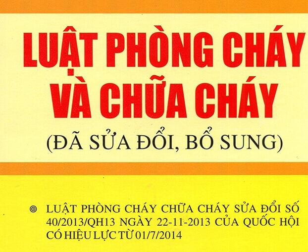 Luat Pccc Moi Nhat
