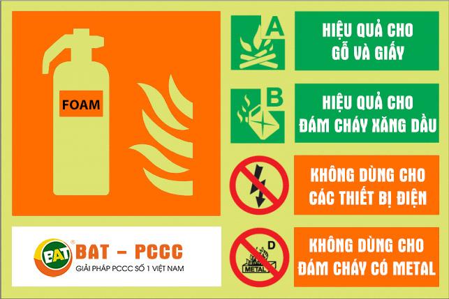 Luu Y Khi Su Dung Binh Chua Chay Bot Foam