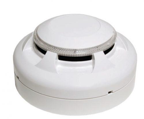 thiết bị báo khói địa chỉ Nittan